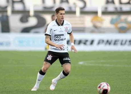 Mateus Vital tem seis participações em gols na temporada 2021 (Foto: Rodrigo Coca/Ag. Corinthians)