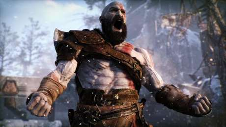 Novo God of War integra linha de jogos do PS5