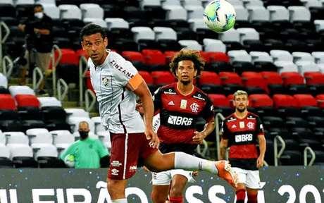 Fluminense e Flamengo se enfrentam no Maracanã na final do Carioca (Foto: MAILSON SANTANA/FLUMINENSE FC)