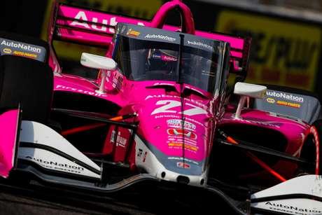 Rossi liderou TL1 em Indianápolis