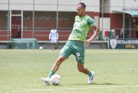 Joseph defendeu o América-MG na última temporada e está perto de atuar pelo Cruzeiro-(Mourão Panda/América-MG)