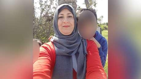 Najwa se preocupa com a forma como o conflito contínuo está afetando seu filho de 11 anos