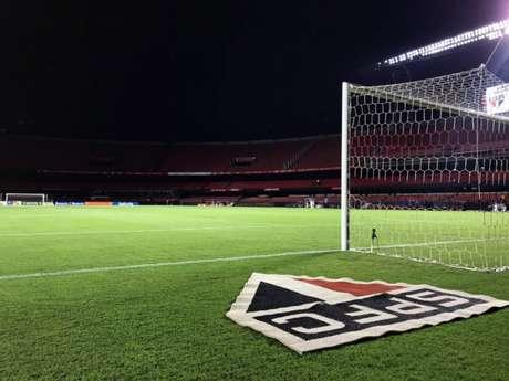 Morumbi, estádio do São Paulo (Foto: Divulgação/Twitter do São Paulo)