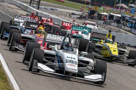 A final do Road to Indy ficou para Mid-Ohio