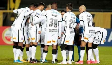Corinthians sofreu uma goleada vergonhosa e precisa voltar ao mundo real (Foto: Rodrigo Coca/Agência Corinthians)