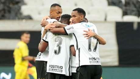 Corinthians pode enfrentar Mirassol, Red Bull Bragantino ou Palmeiras (Foto: Rodrigo Coca/Agência Corinthians)