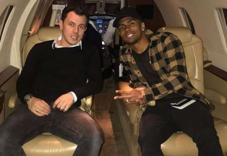 Empresário realizou uma reunião com a Juventus nessa sexta-feira (14) (Reprodução/Instagram @junior)