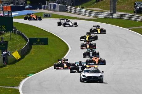 O GP da Estíria está de volta ao calendário do Mundial de Fórmula 1