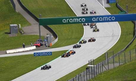 A Fórmula 1 vai voltar a promover uma rodada dupla na Áustria em 2021