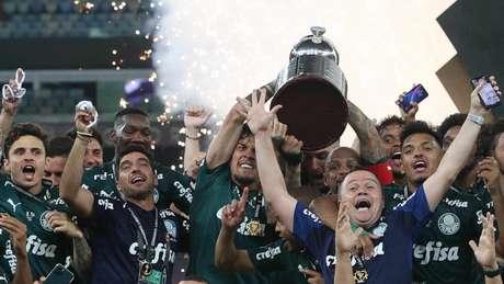 Palmeiras é o atual campeão da Libertadores (Foto: Cesar Greco/Palmeiras)