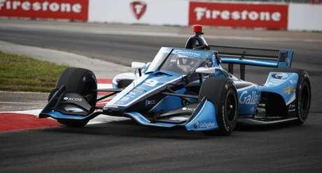 Max Chilton vai se ausentar do GP de Indianápolis
