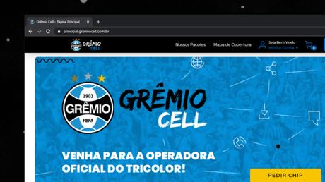 Grêmio Cell
