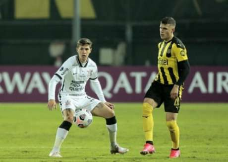 Mateus Vital tem 12 gols pelo Timão (Foto: Rodrigo Coca/Ag. Corinthians)