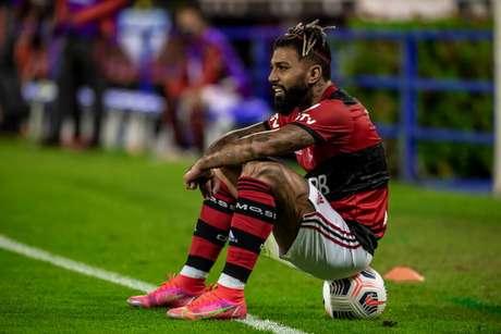Gabigol soma 12 gols em 11 jogos pelo Flamengo nesta temporada (Foto: Marcelo Cortes/Flamengo)