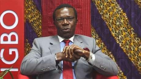 O empresário milionário Cosmas Maduka começou como aprendiz no esquema de aprendizagem igbo