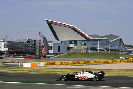 Silverstone receberá um grande experimento da F1