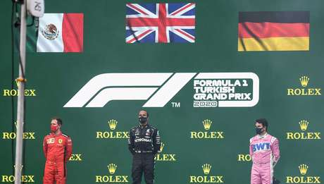 O GP da Turquia está fora do calendário 2021