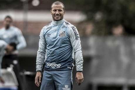 Carlos Sánchez deve voltar ao Santos no Campeonato Brasileiro (Foto: Ivan Storti/SantosFC)