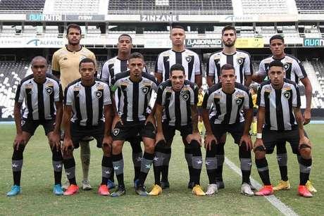 Botafogo está nas quartas da Copa do Brasil sub-20 (Foto: Vítor Silva/Botafogo)