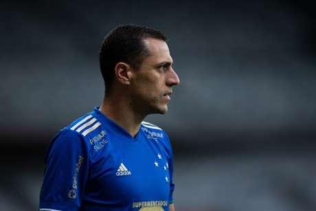 Rômulo retornou ao Cruzeiro em 2021 após 10 anos na Europa-(Bruno Haddad/Cruzeiro)