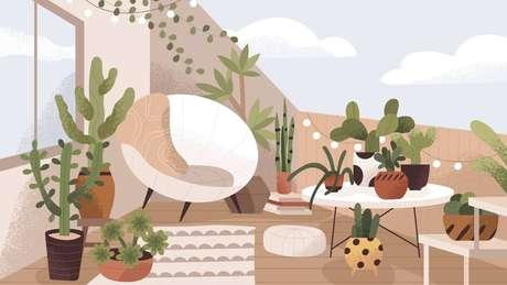 As varandas gourmet oferecem um ambiente de lazer e relaxamento