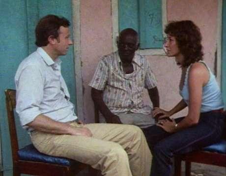 Programa 'Newsnight' da BBC enviou equipe ao Haiti em 1983 para reportagem sobre a poção da 'zumbificação'