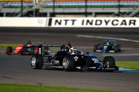 Sundaramoorthy venceu corrida 1 da USF2000 em Indianápolis