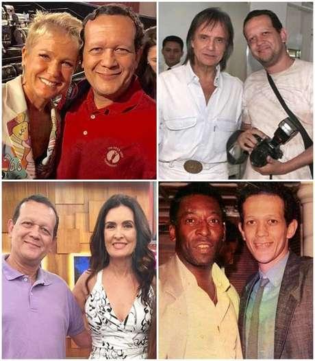O fotógrafo contava com o respeito de celebridades por conta de sua postura gentil e profissionalismo