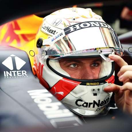 Max Verstappen: motor Honda é uma força.