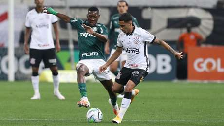 Corinthians e Palmeiras duelarão por uma vaga na final do Paulistão (Foto: Cesar Greco/Palmeiras)
