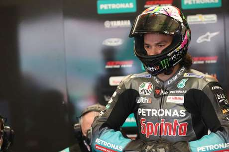 Franco Morbidelli sofreu um bizarro acidente em Le Mans