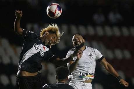 MT, do Vasco, está em fase final de recuperação, enquanto José Welison já deixou o Botafogo (Foto: Vítor Silva/Botafogo)