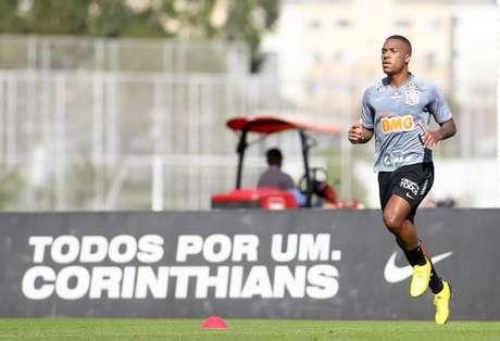 Xavier tem cinco jogos pelo Corinthians nesta temporada (Foto: Rodrigo Coca/Ag. Corinthians)