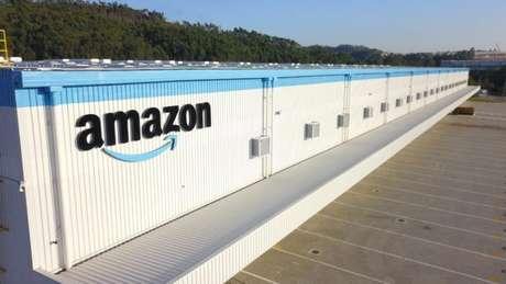 Novo centro de distribuição da Amazon em Cajamar (SP) (