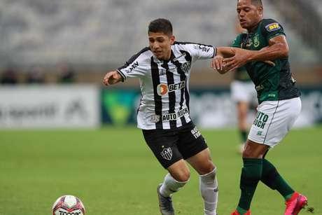 Na fase de classificação, o Atlético venceu bem o América por 3 a 1 e agora farão mais dois duelos pelo título Mineiro-(Pedro Souza / Atlético)