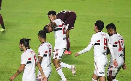 Com a vitória, o Tricolor está classificado para a semifinal do Paulistão (Paulo Pinto / saopaulofc.net)