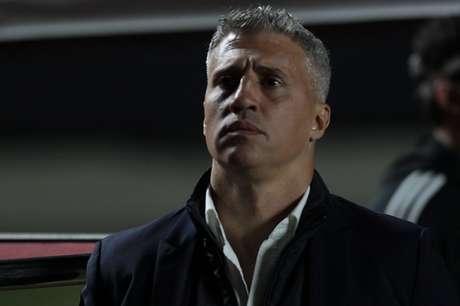 Crespo elogiou o setor ofensivo do São Paulo (Foto: São Paulo/Flickr)