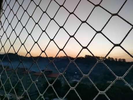Foto tirada com a câmera principal do Nokia 5.4