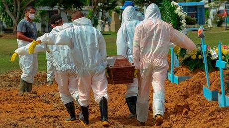 Maior taxa de mortalidade por covid-19 entre indivíduos abaixo dos 60 anos e sem doenças prévias chamou a atenção de pesquisadores brasileiros