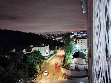 Foto tirada com a câmera principal do Nokia 5.4 + modo Noite