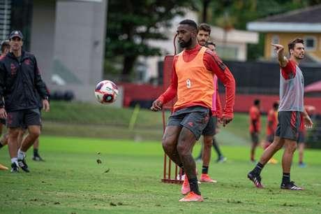 Gerson está de volta ao Flamengo após lesão (Foto: Alexandre Vidal/Flamengo)
