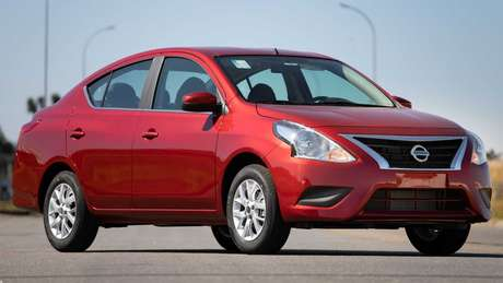 Nissan Versa V-Drive.