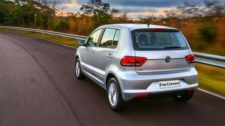 Volkswagen Fox ainda é o 1.6 mais em conta do Brasil.