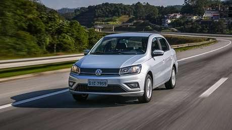 Volkswagen Voyage.