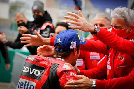 Jack Miller assumiu o papel de líder da Ducati