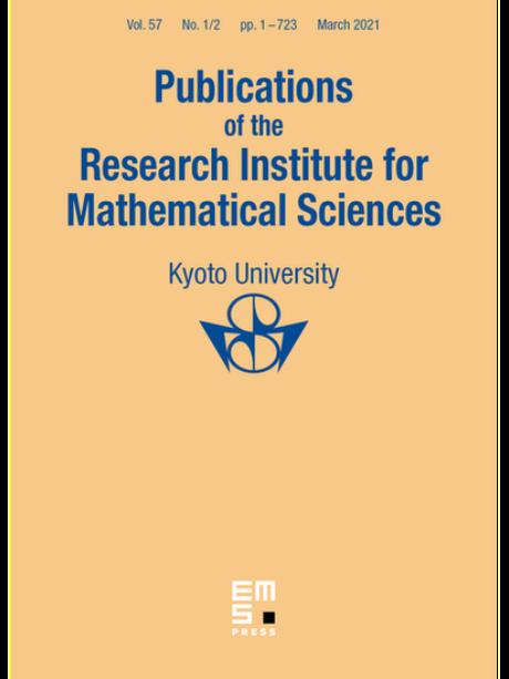 A edição de março da PRIMS é dedicada à demonstração da conjectura abc de Mochizuki
