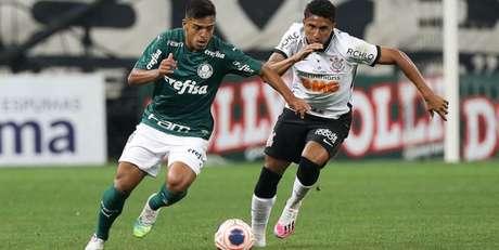 Corinthians e Palmeiras decidem uma vaga para a final do Paulisão (Foto: César Grecco/Palmeiras)