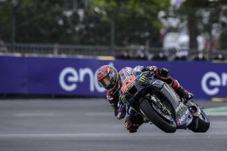 Fabio Quartararo lidera o campeonato novamente