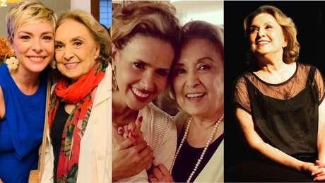 Nas redes sociais, amigos e familiares compartilharam boas lembranças ao lado de Eva.