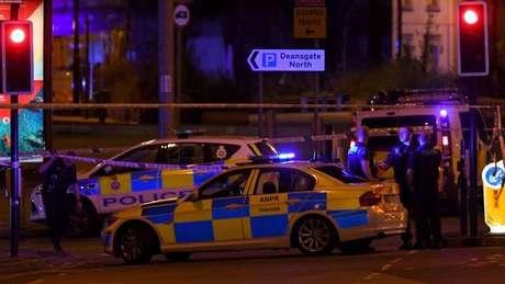 Em 2017, o Isis assumiu a autoria do atentado a bomba em Manchester, em que 22 foram mortos